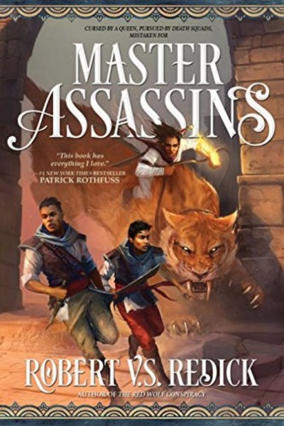Master Assassins by Robert V.S. Redick