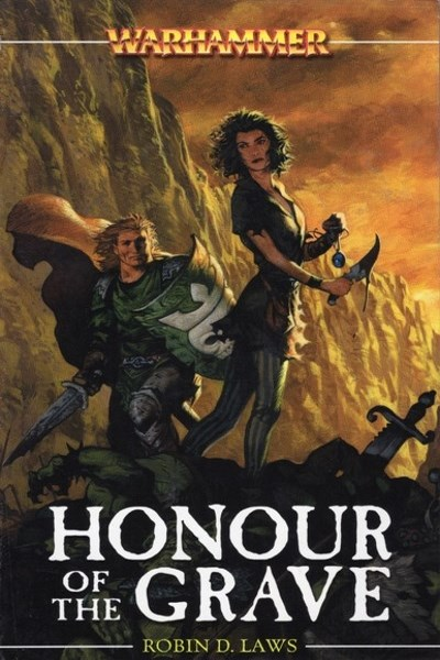 Honour of the Grave by Robin Laws